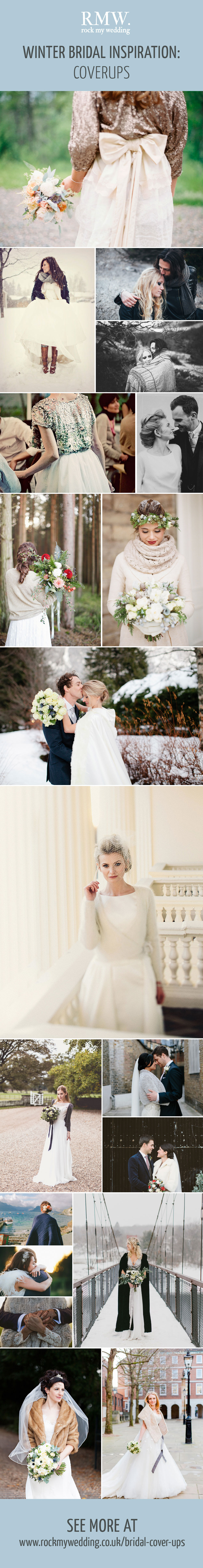 Bridal Cover Up Inspiration