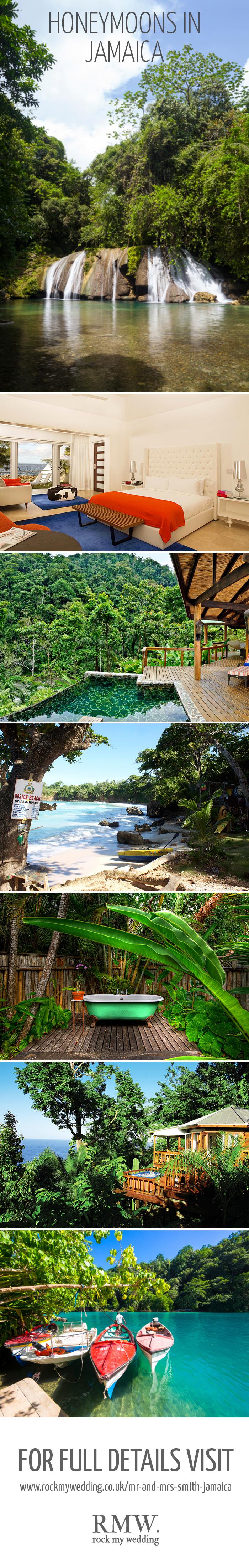 Honeymoons in Jamaica