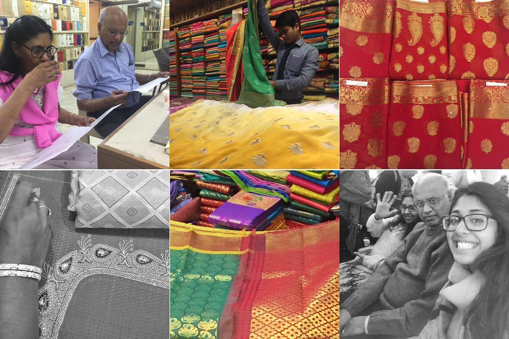 Sundari's Trip to India