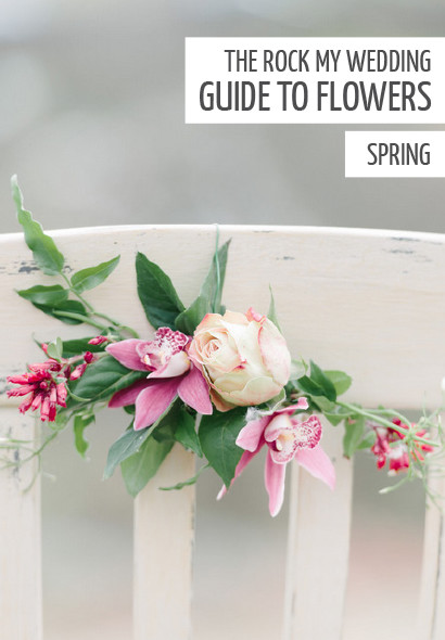 RMW Guide to Spring Flowers