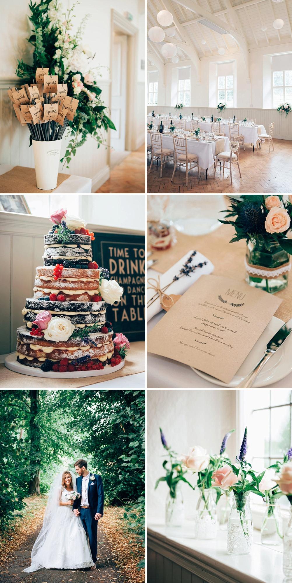Stunning Village Hall Wedding