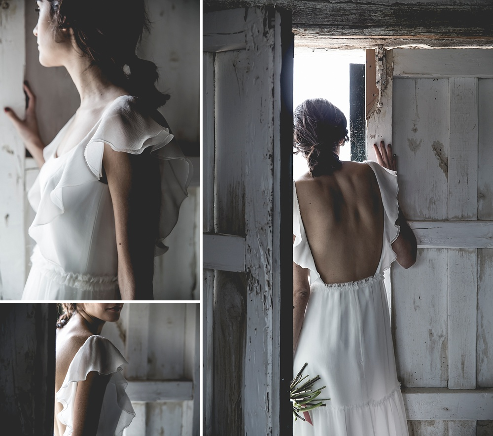 Bridal Trends for 2017 | Ruffles | Wedding Dress by Alejandra Svarc