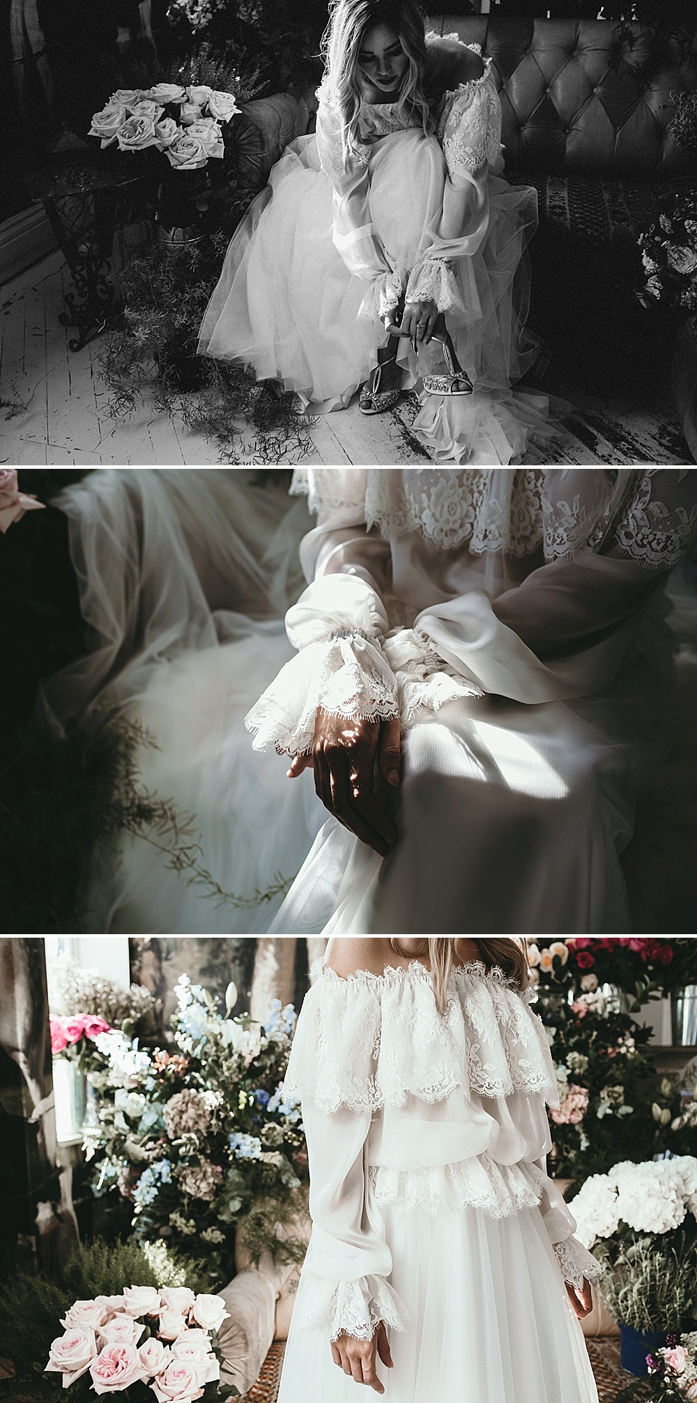 Bridal Trends for 2017 | Ruffles | Wedding Dress by Mirror Mirror