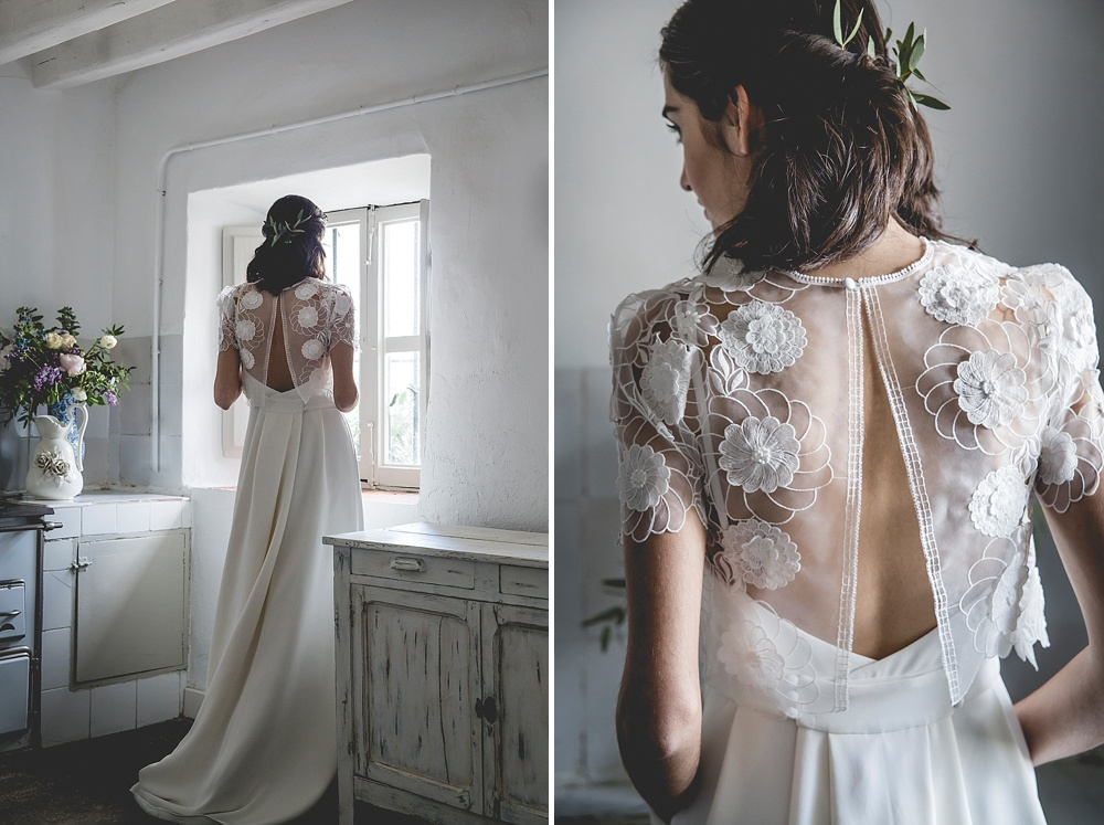 Bridal Trends for 2017 | Two Piece | Bridal Separates | Wedding Dress by Alejandra Svarc