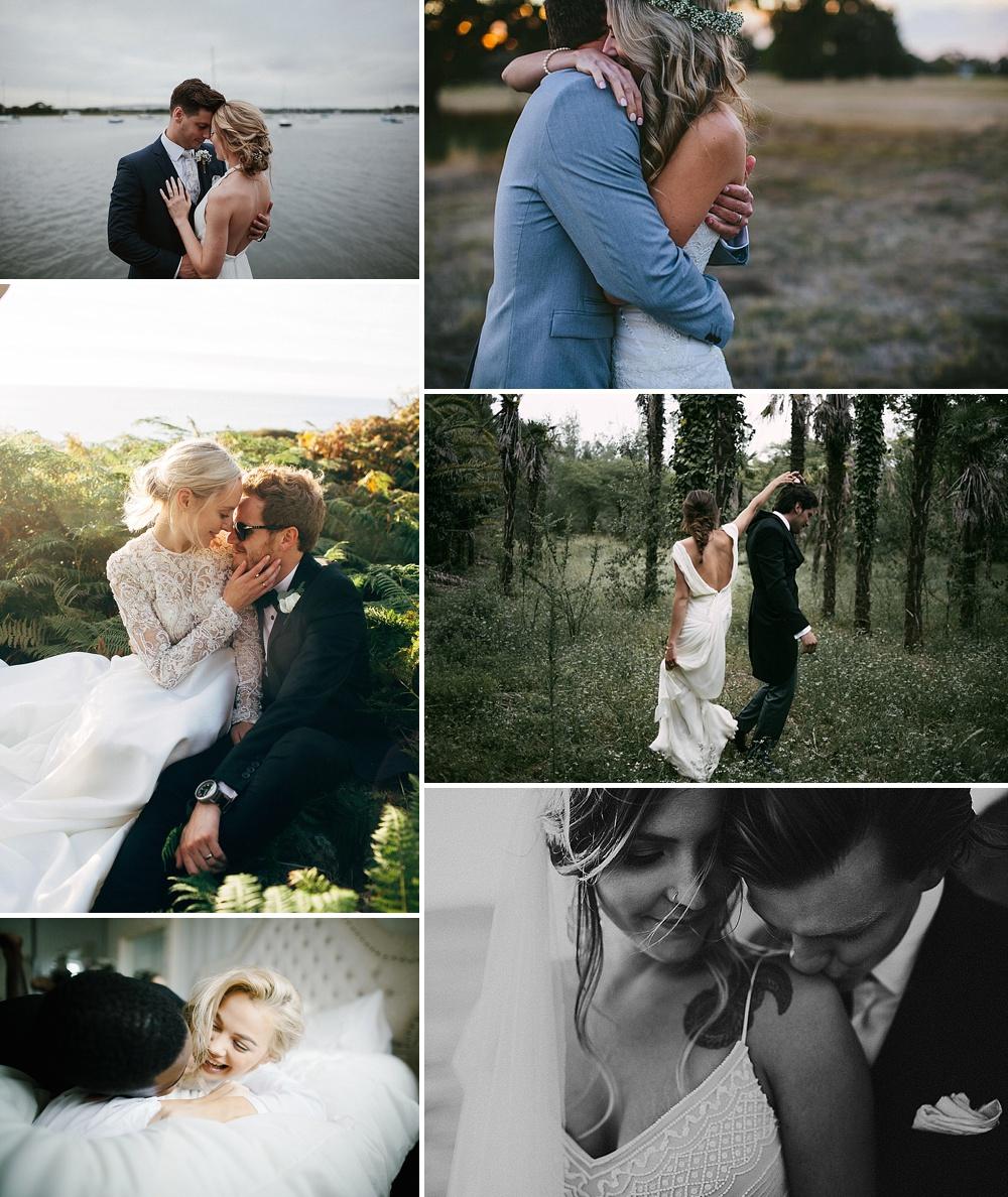 Beautiful Couple Wedding Portraits