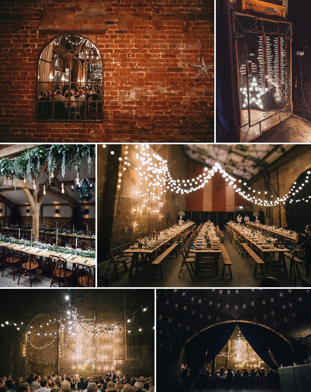 Shooting In A Dark Wedding Venue