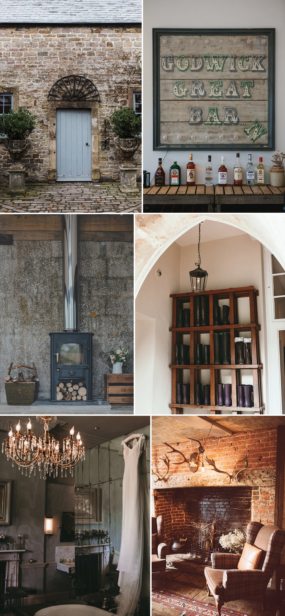 Country Retreat Wedding Venues // The List