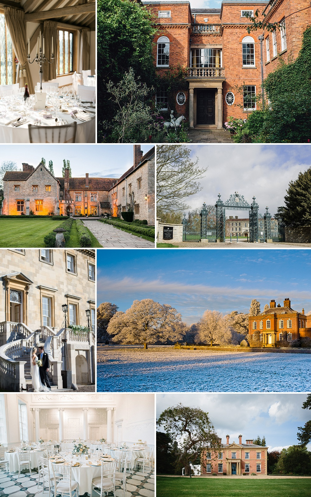 Elegant Wedding Venues // The List