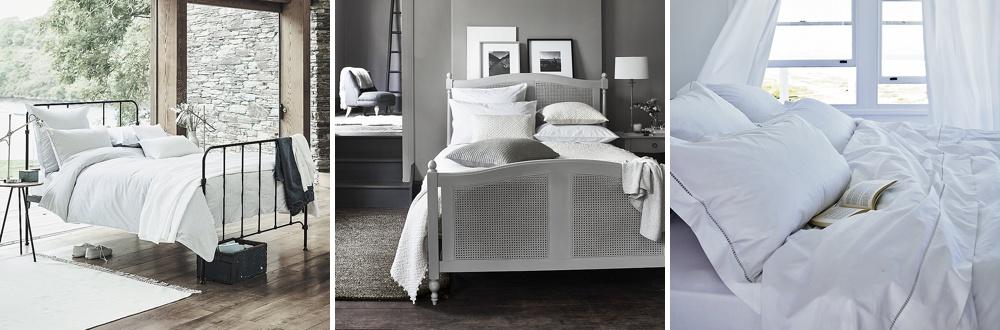 Cotton Bedding // The Wedding Shop