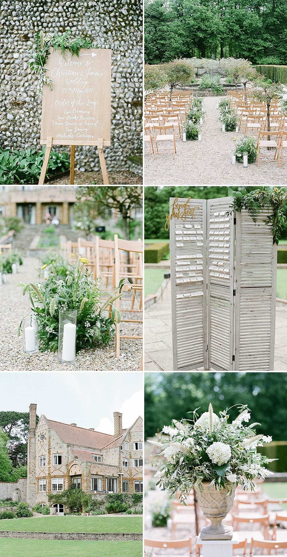 Classic Country Wedding at Voewood, Norfolk Planned by Vanilla Rose Weddings & Events