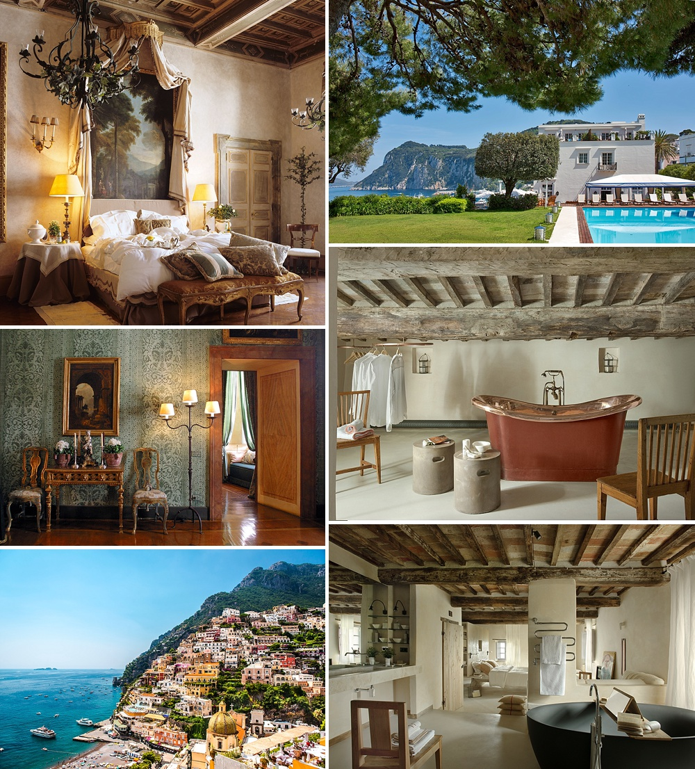 Dream Honeymoon In Italy With Mr & Mrs Smith