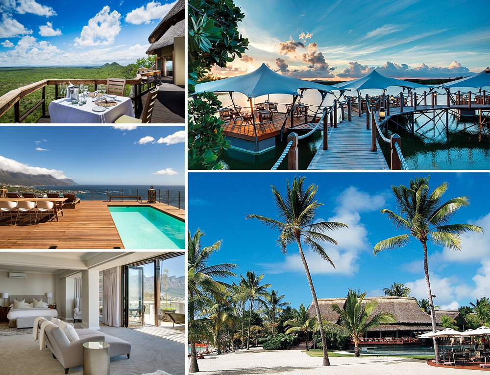 Out Of This World Honeymoon With Mr & Mrs Smith In South Africa