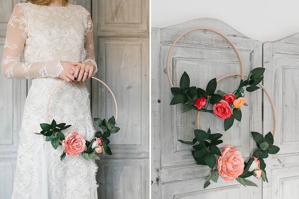 wedding ideas hoop